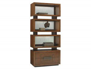 Hilton Head Furniture Store -  Tonga Tiered Bookcase 1