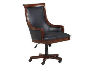Hilton Head Furniture - John Kilmer Fine Interiors   Tradewinds Executive Desk Chair 1