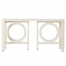 Hilton Head Furniture - John Kilmer Fine Interiors   Transitions Circle Console Table 1 Transitions Circle Console Table 1
