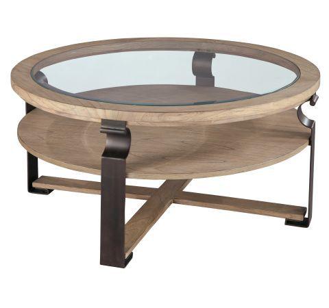 Hekman Furniture Weathered Wood Coffee Table John Kilmer