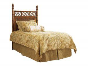 Hilton Head Furniture Store -  West Indies Headboard