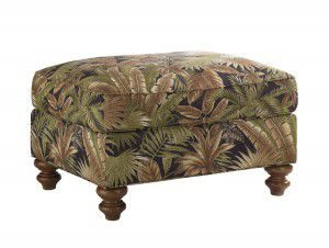 Hilton Head Furniture - John Kilmer Fine Interiors   West Shore Ottoman