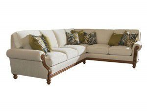 Hilton Head Furniture Store - West Shore Sectional