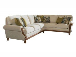 Hilton Head Furniture - John Kilmer Fine Interiors   West Shore Sectional West Shore Sectional