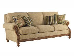 Hilton Head Furniture - John Kilmer Fine Interiors   West Shore Sofa