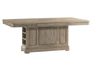 Hilton Head Furniture - John Kilmer Fine Interiors   Westlake Dining Work Table 1