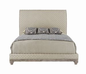 Hilton Head Furniture - John Kilmer Fine Interiors   Zelda Quilted Bed – King 2410 550UQ 6 6 1