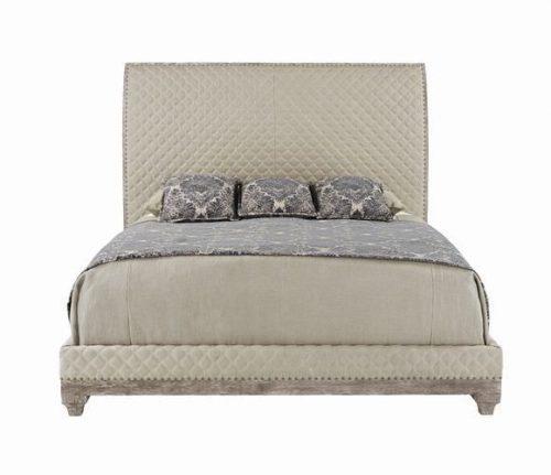Hilton Head Furniture - John Kilmer Fine Interiors   Zelda Quilted Bed – King 2410 550UQ 6 6 1 Zelda Quilted Bed   King 2410 550UQ 6 6 1