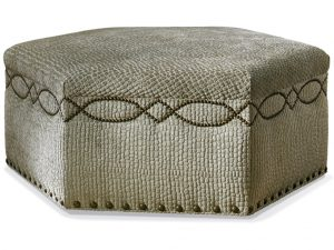 Hilton Head Furniture Store - Sherrill Furniture Ottoman 6049