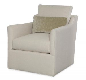 Hilton Head Furniture Store - Allison Swivel Chair
