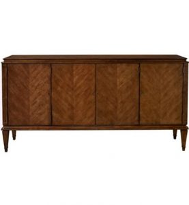 Hilton Head Furniture - Artisan Grand Credenza   Ash