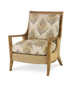 Hilton Head Furniture Store - Bar Harbour Rattan Chair