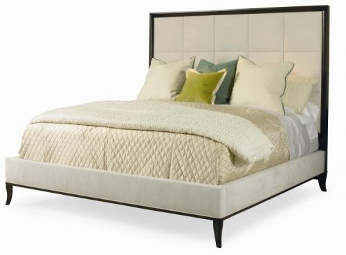 Hilton Head Furniture Store -  Bed With Upholstery   King Size 6 6