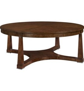 Hilton Head Furniture - Bowman Cocktail Table   Mahogany