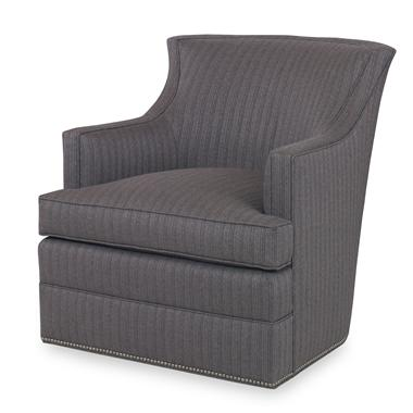 Hilton Head Furniture Store -  Cahill Swivel Chair 1