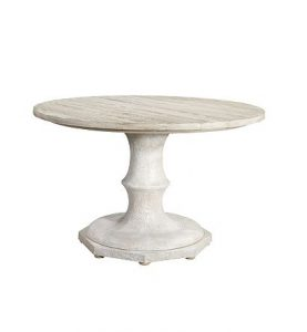 Hilton Head Furniture - Campagne Dining Table Top & Base