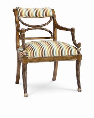 Hilton Head Furniture - Candy Cane Chair Candy Cane Chair 1