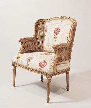 Hilton Head Furniture Store -  Cane Insert Chair 1