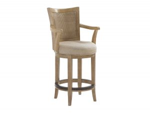 Hilton Head Furniture - Carmel Swivel Counter Stool
