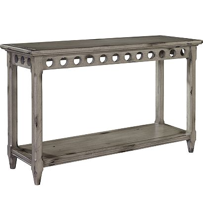 Hilton Head Furniture Store -  Circles Made To Measure Console