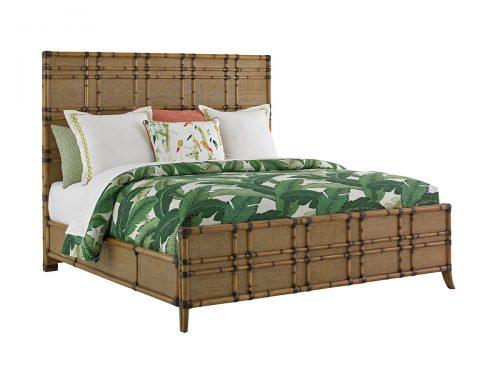 Hilton Head Furniture -  Coco Bay Panel Bed