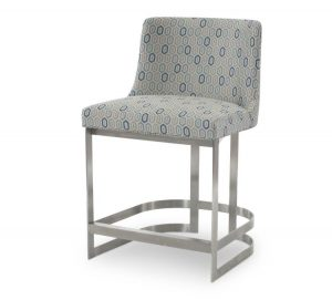Hilton Head Furniture - Copenhagen Stainless Counter Stool