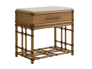 Hilton Head Furniture - Cordoba Open Nightstand