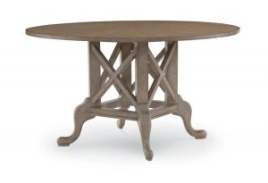 Hilton Head Furniture - Tableaux Dining Table Base For Wood Tops