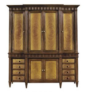 Hilton Head Furniture - Drake Cabinet Deck & Base