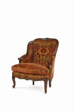 Hilton Head Furniture Store -  Dutchess Bergere Chair 1