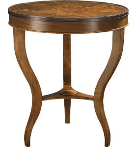 Hilton Head Furniture Store - East Paces Side Table With Wood Top