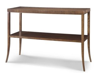 Hilton Head Furniture - Emile Shelf Table