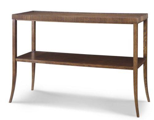 Hilton Head Furniture -  Emile Shelf Table