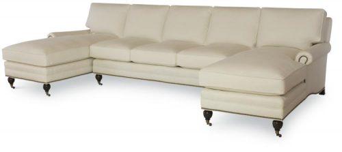 Hilton Head Furniture -  Essex Armless Love Seat