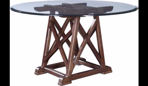Hilton Head Furniture -  Folmer Small Pedestal