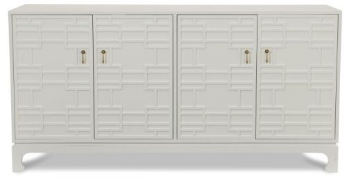 Hilton Head Furniture -  Four Door Chest
