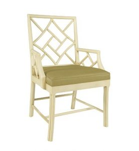Hilton Head Furniture - Fretwork Arm Chair
