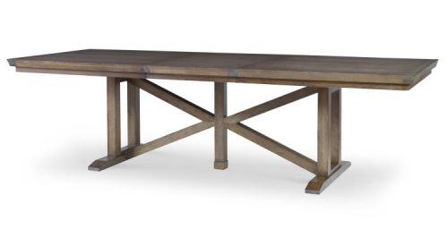 Hilton Head Furniture -  Gallery Trestle Dining Table