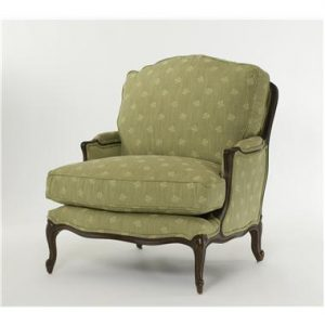 Hilton Head Furniture - Grand Bergere Chair