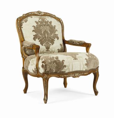 Hilton Head Furniture Store -  Grand Fauteuil Chair 1