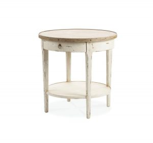 Hilton Head Furniture Store - Hannah Round End Table