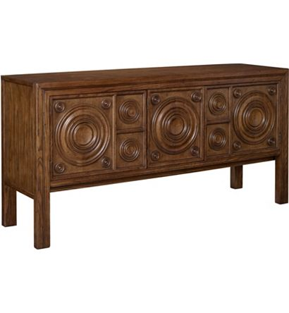 Hilton Head Furniture -  Harvey Sideboard Media Credenza