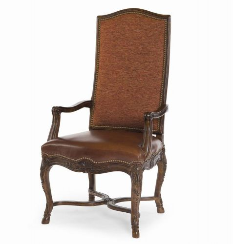 Hilton Head Furniture Store -  Hooved French Arm Chair