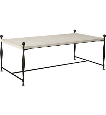 Hilton Head Furniture Store -  Ionia Coffee Table With Stone Top
