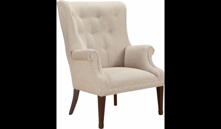 Isaac Wing Chair John Kilmer