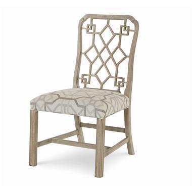 Hilton Head Furniture Store -  Isabella Side Chair 1