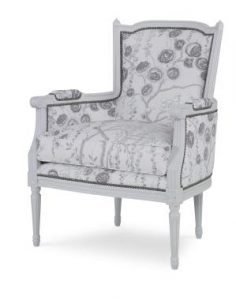 Hilton Head Furniture - Italian Bergere Chair