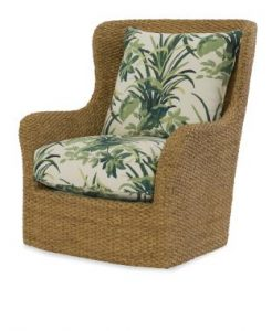 Hilton Head Furniture - Jay Swivel Chair