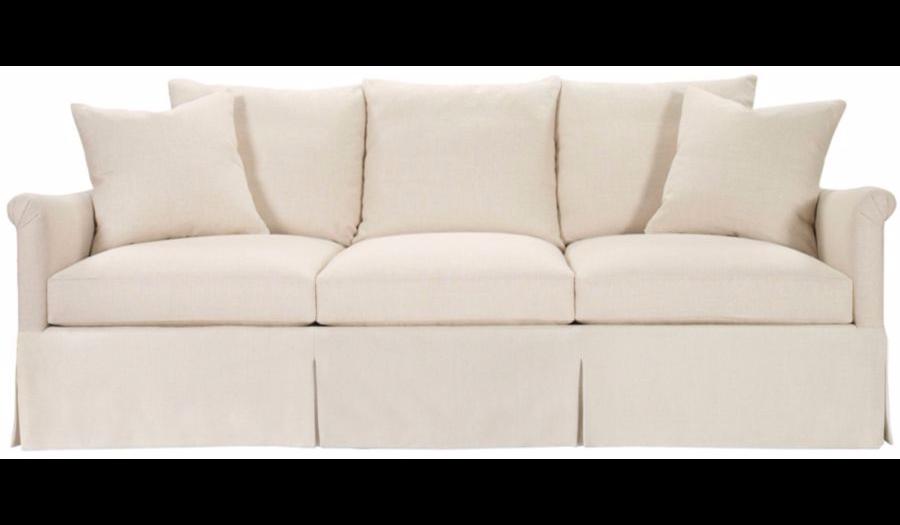 Jules dressmaker sofa john kilmer - Hilton furniture living room sets ...