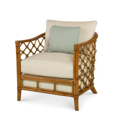 Hilton Head Furniture - Kiawah Rattan Chair Kiawah Rattan Chair 1